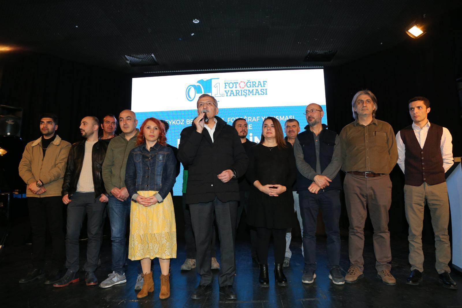 """""""Beykoz Belediyesi 1. Fotoğraf Yarışması""""nda Ödüller Sahiplerine Kavuştu"""