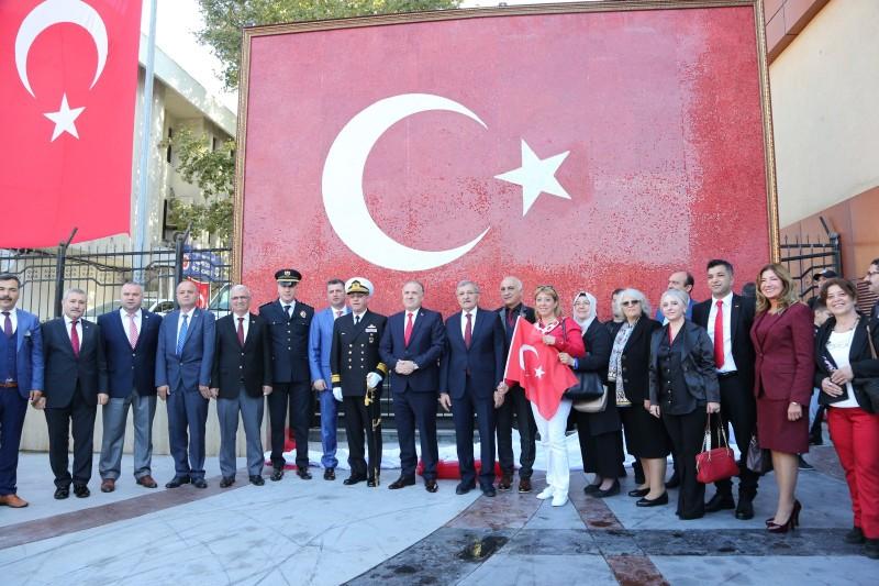 Beykoz'da Cumhuriyet Coşkusu Bayrak Gururuyla Yaşandı