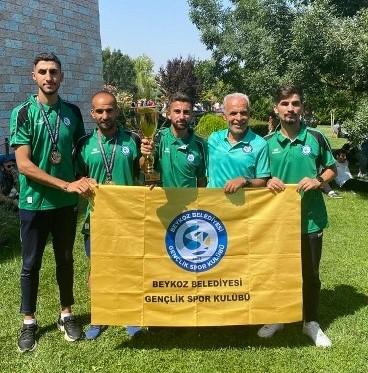 Beykoz GSK'da Yarı Maraton Sevinci