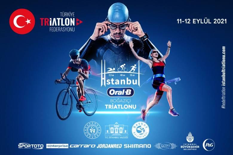 Dünyanın İlk Kıtalararası Triatlon Yarışı Beykoz'da