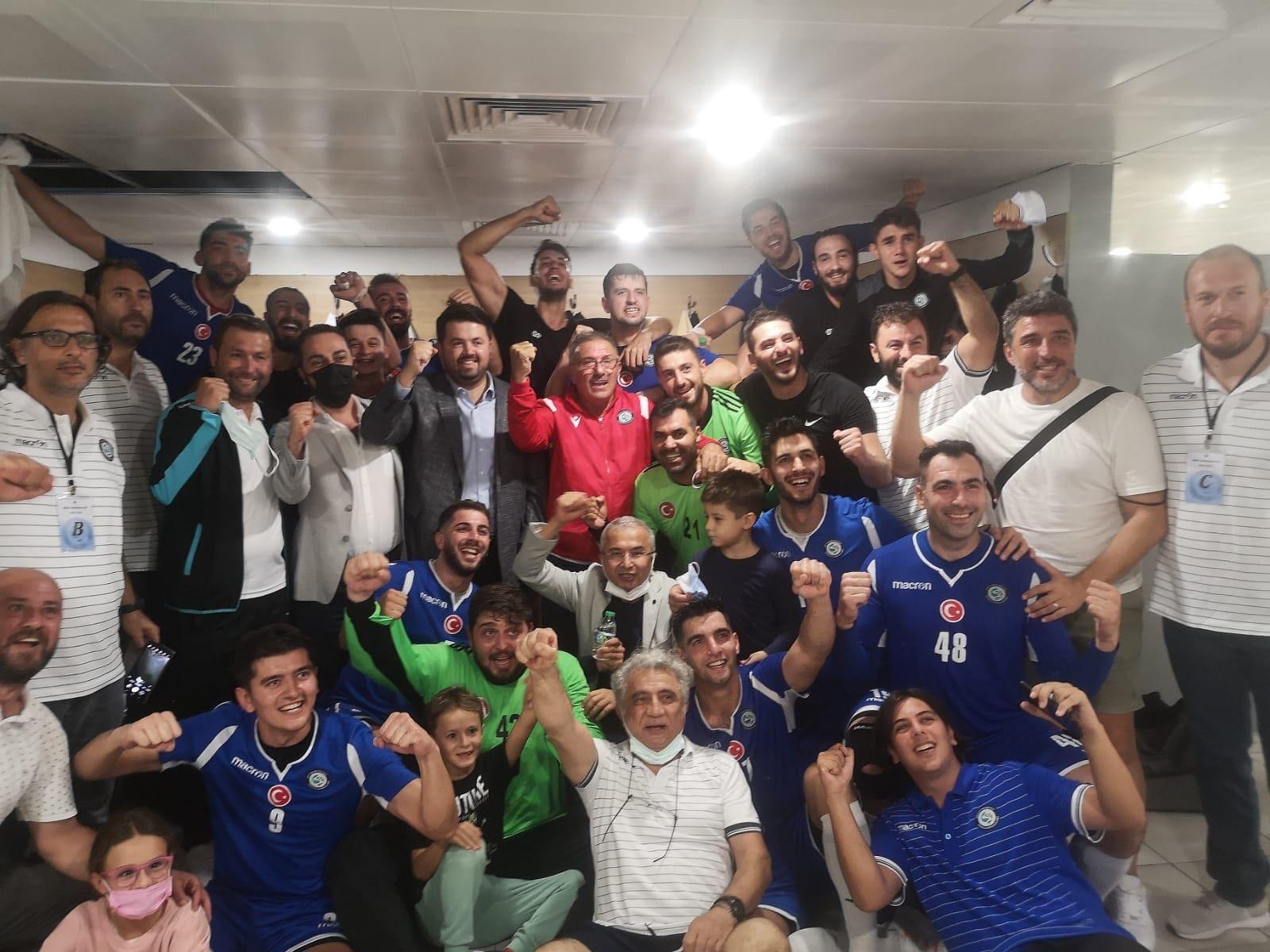 Beykoz GSK Avrupa Kupası'na Zaferle Başladı