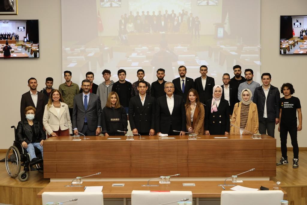 Beykoz Kent Konseyi Gençlik Meclisi Görevde