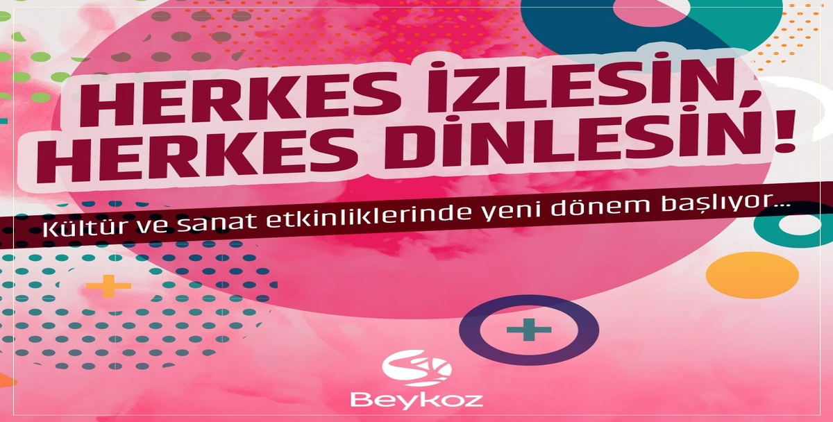 Beykoz Belediyesi Kültür Etkinliklerinde Biletli Dönem 