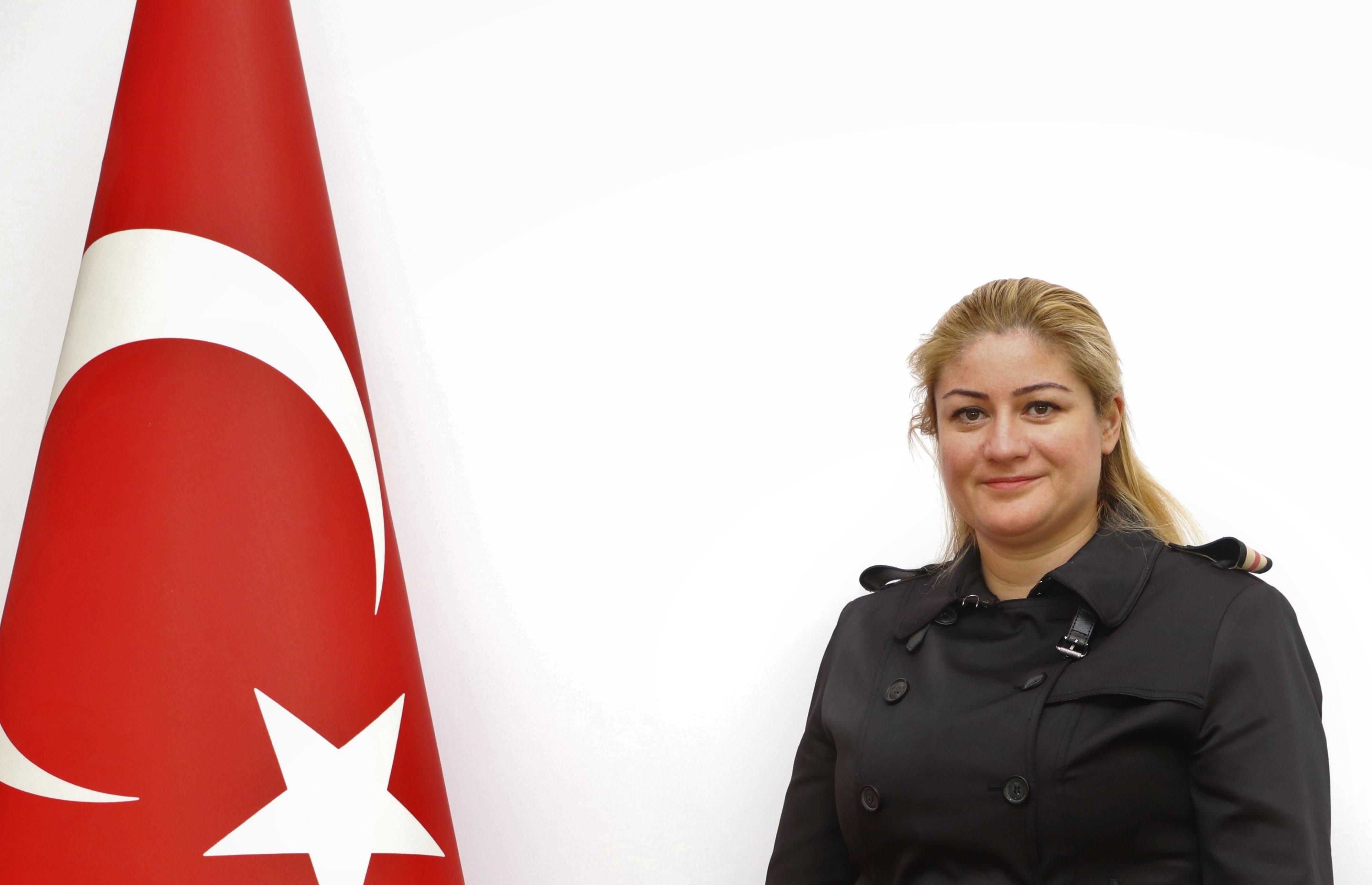 <strong>Manolya DEMİRÖREN TEKİN</strong>