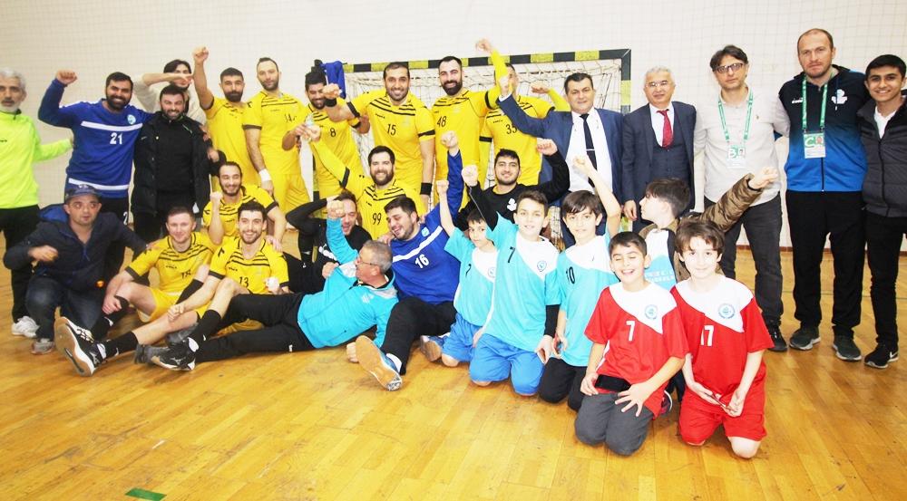 Beykoz Belediyespor Türkiye Kupasında Yarı Finale Yükseldi