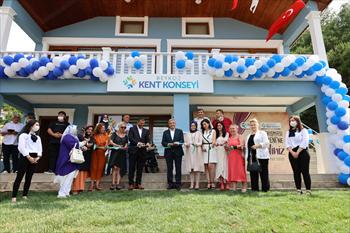 Beykoz Kent Konseyi Ofisi Açıldı