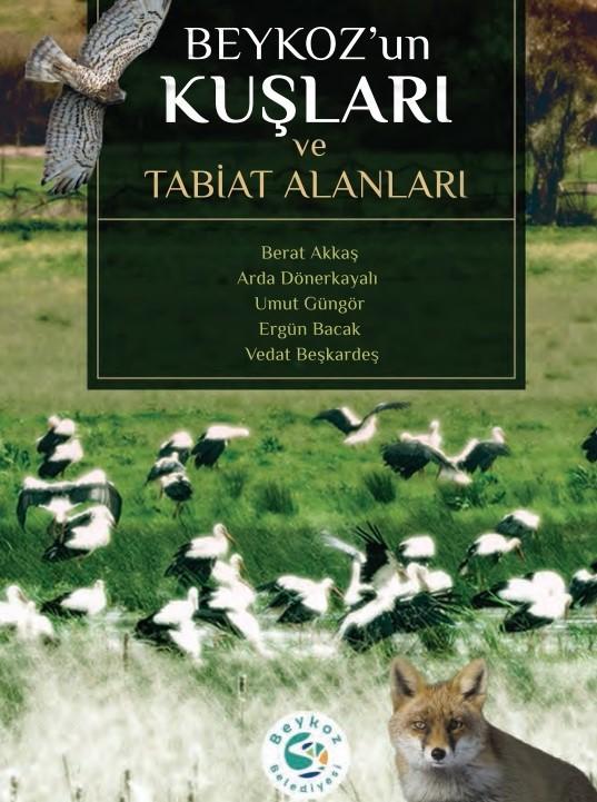 """Kuş Cıvıltılarıyla Dolu """"Beykoz'un Kuşları Ve Tabiat Alanları"""" Kitabı Çıktı"""
