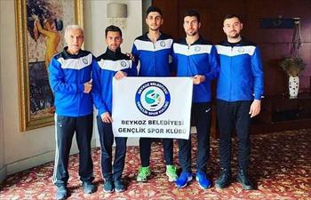 Beykoz Belediyesi GSK'dan İki Gururlandıran Başarı