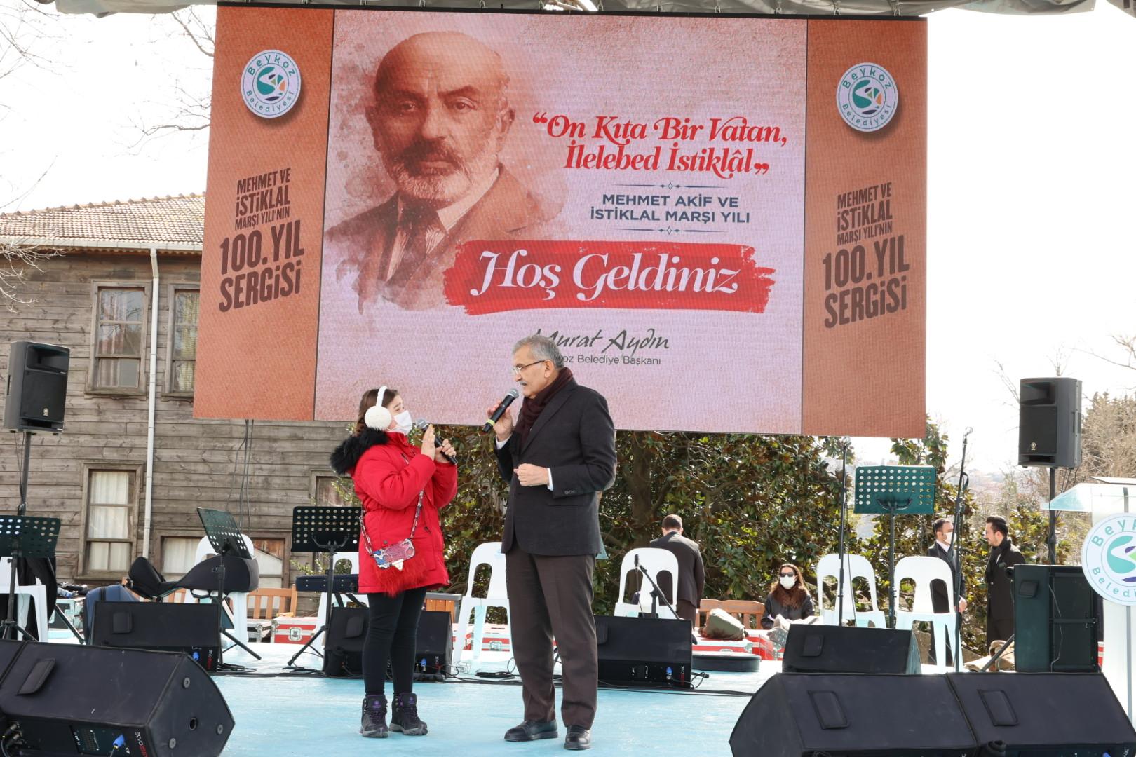 İstiklal Marşı'nın Kabulünün 100. Yılı Akif'in Şiirleriyle Kutlandı
