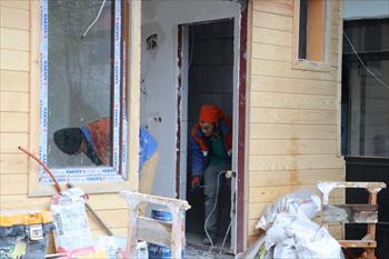 Beykoz'un Muhtarlık Binaları Yenileniyor