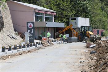 Poyrazköy Sokak Sağlıklaştırma Projesi Başladı