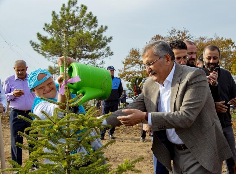 Beykozlular Ağaçlandırma Seferberliğine Koştu