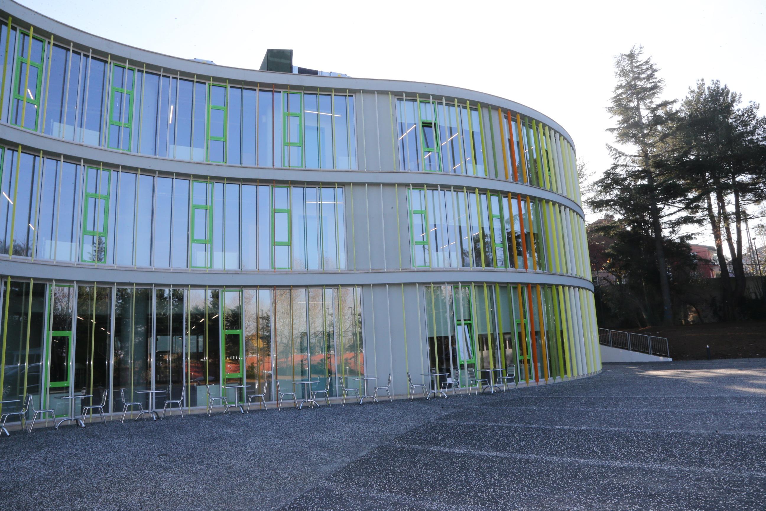 "Beykoz'un ""Model Okulu"" Açıldı"