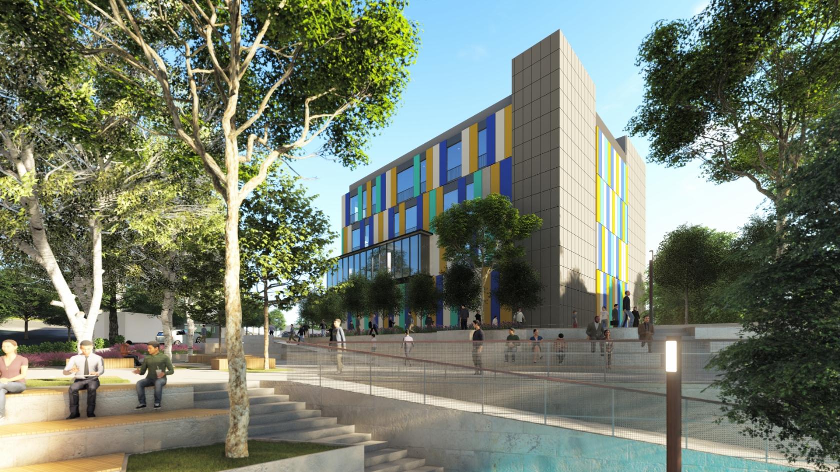 Beykoz'da Yeni Bir Gençlik Merkezi Yükseliyor