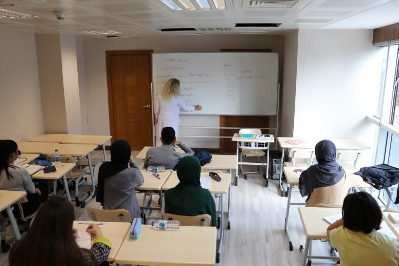 Beykoz Belediyesinin Üniversite Hazırlık Kursları Başladı